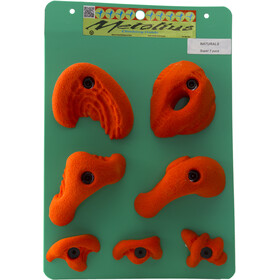 Metolius PU Super 7 Holds Set 7 Pieces naturals